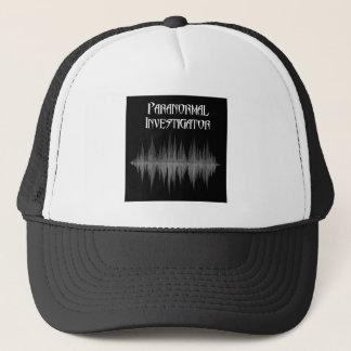 Gorra paranormal de Soundwave del investigador