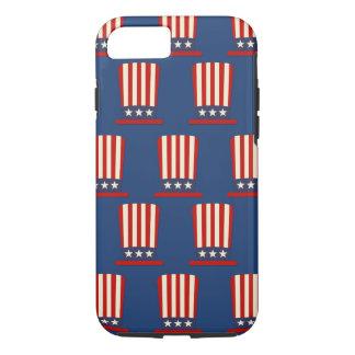 Gorra patriótico del tío Sam Funda iPhone 7