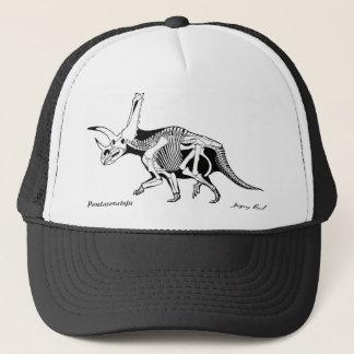Gorra Pentaceratops Gregory esquelético Paul del