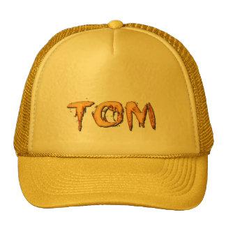 Gorra personalizado calificado nombre del regalo