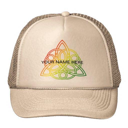 Gorra personalizado Celtic del camionero de Rasta