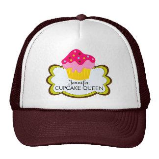 Gorra personalizado magdalena rosada caprichosa