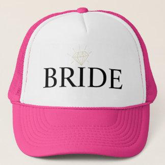 Gorra personalizado novia del camionero