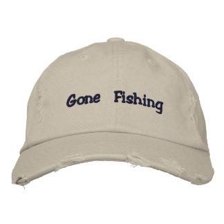 Gorra pesquero ido