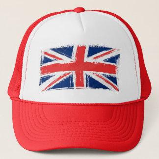 Gorra pintado de los camioneros de Union Jack