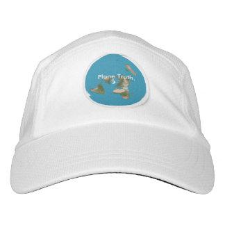 Gorra plano equidistante azimutal de punto de la gorra de alto rendimiento