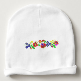 Gorra popular húngaro de los adornos gorrito para bebe
