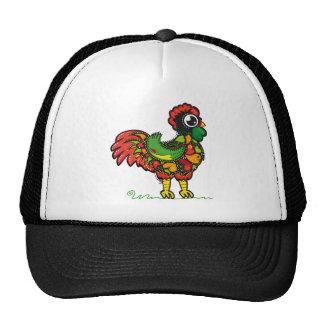 Gorra portugués del gallo