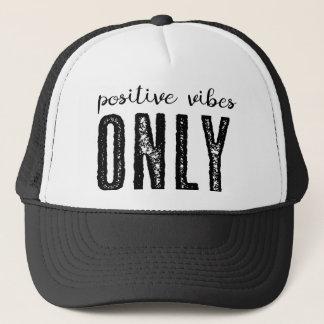 Gorra positivo del camionero de la sensación