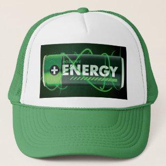 Gorra positivo del Paquete-Camionero de la energía