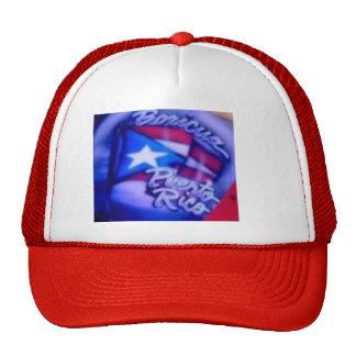 gorra puertorriqueño