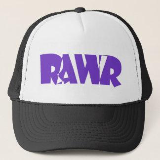 Gorra púrpura de Rawr