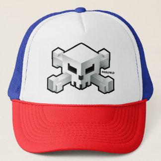 Gorra radical del logotipo del cráneo del juego el
