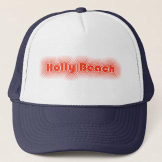 Gorra retro de Luisiana de la playa del acebo de
