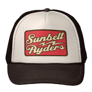 Gorra retro del camionero del logotipo de Ryders d