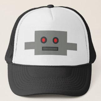 Gorra retro del robot
