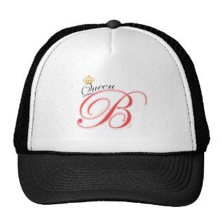 Gorra rosado de la corona del oro de la abeja rein