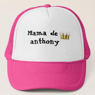 gorra rosado del camión