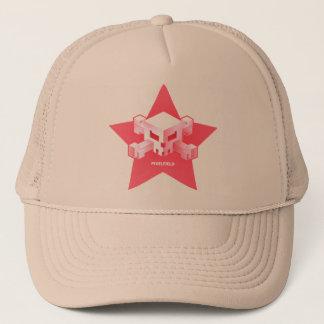 Gorra rosado del logotipo del juego el | de