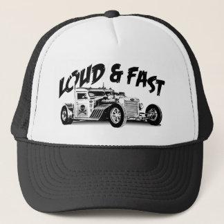 Gorra ruidoso y rápido del camionero