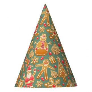 Gorra/Santa y amigos de la fiesta de Navidad Gorro De Fiesta
