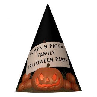 Gorra tallado del fiesta de Halloween de la