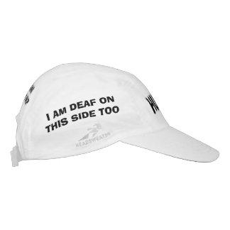 Gorra tejido del funcionamiento, impreso todos