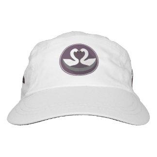 Gorra tejido personalizado del funcionamiento, gorra de alto rendimiento