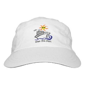 Gorra tejido temático del funcionamiento de la gorra de alto rendimiento
