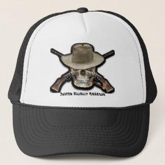 Gorra torcido de la revista del Hillbilly