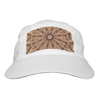 Gorra torcido de los gorras del funcionamiento de gorra de alto rendimiento