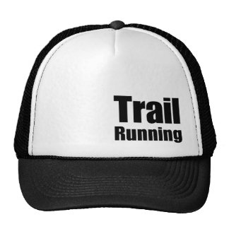 "Gorra ""Trail Running"""