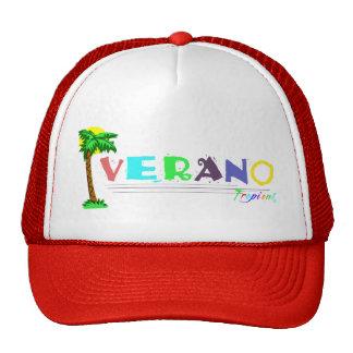 Gorra tropical de Verano