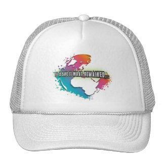 Gorra único del camionero del Día de la Tierra