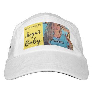 GORRA UNO del bebé del azúcar