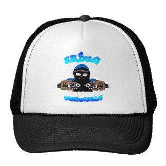 Gorra urbano del asesino