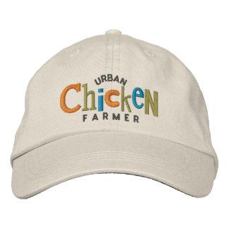 Gorra urbano del bordado del granjero del pollo gorra de beisbol