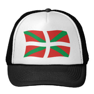 Gorra vasco de la bandera de la gente