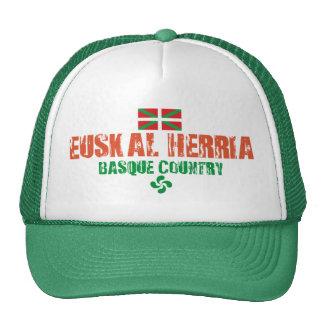Gorra vasco del país