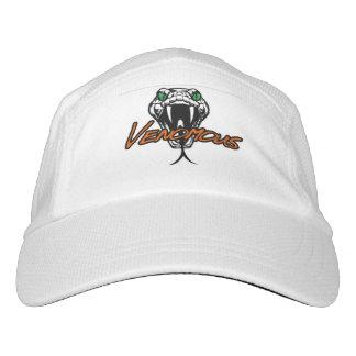Gorra venenoso gorra de alto rendimiento