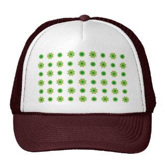 Gorra verde del fondo de Eco