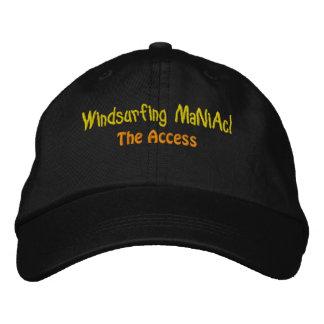 Gorra Windsurfing de MaNiAcT Gorros Bordados
