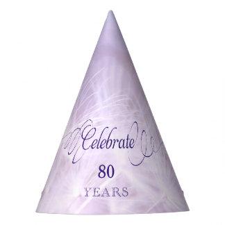 Gorras adultos de la fiesta de cumpleaños para