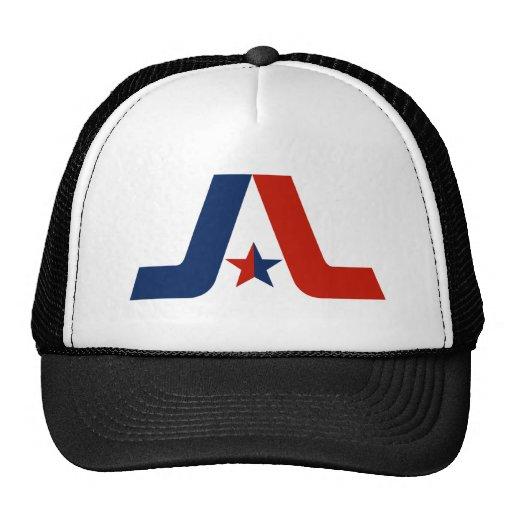 Gorras de Arlington de la escuela vieja