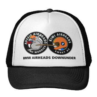 GORRAS de Downunder de las cabezas de puente aéreo