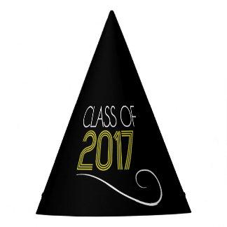 Gorras de la fiesta de graduación - 2017