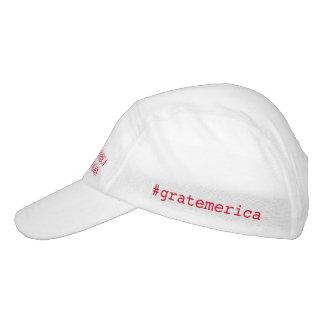 Gorras de la rejilla para las grandes cabezas gorra de alto rendimiento