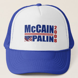 Gorras de McCain Palin2008