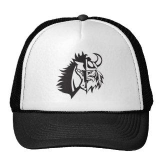 gorras de vikingo