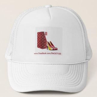 Gorras del camión de los zapatos de las mujeres